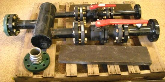Drilling Tools BHE Wellhead
