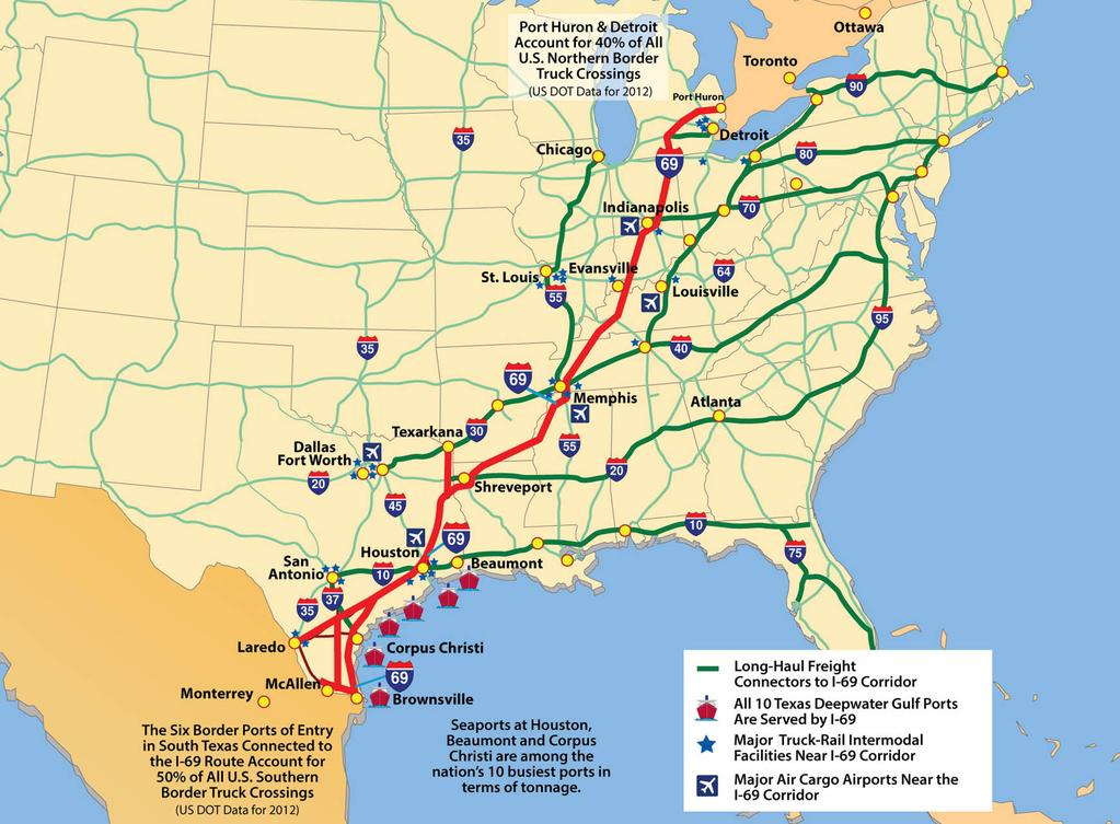 I-69: A National Freight