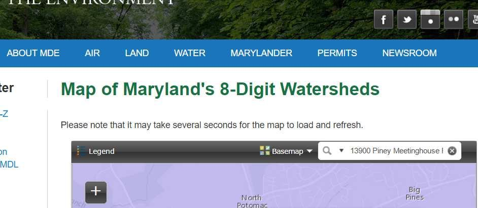 Your Watershed?
