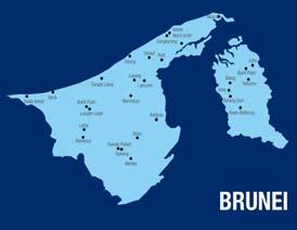 Why Brunei?