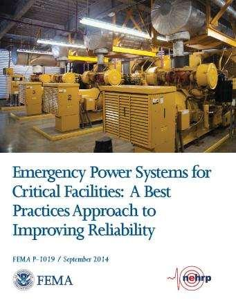FEMA P-1019 FEMA P-1019 A critical facility that is fully compliant with the minimum building code