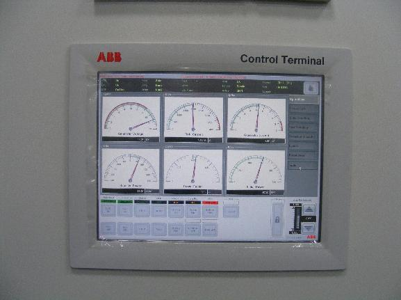 The Turn Key Project The most ABB actual modern product
