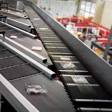 Best-fit solution development provides sortation systems tailored to any market or application, capable of handling a wide variety of product types and sizes, from malleable polybags to rigid totes