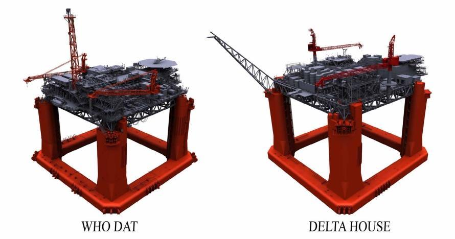project management of the hull Hull based on the OPTI concept but larger than the original OPTI-EX design which is installed on the WHO DAT Field of LLOG The OPTI-11000 design which was