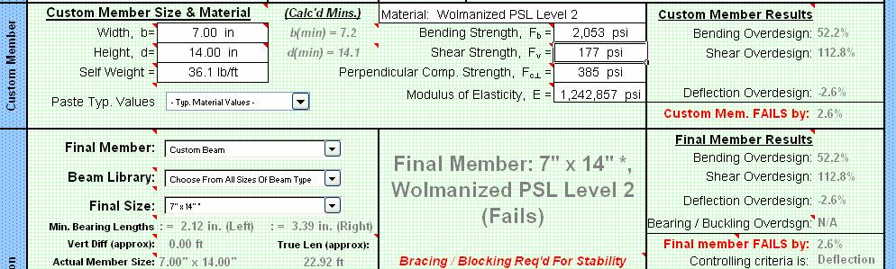 6) Custom Member: What if we didn t want to use any of the above, but wanted to use Wolmanized PSL instead? You ll note it is not shown in any of the acceptable solutions in Part 3.