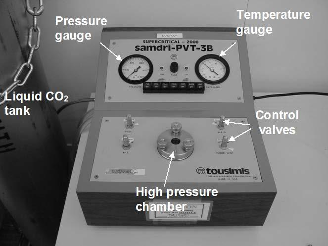 Supercritical CO 2 drying Anti-stiction Methods Soak the device in ethanol or methanol. Put the device into the high pressure chamber and send in LCO 2.