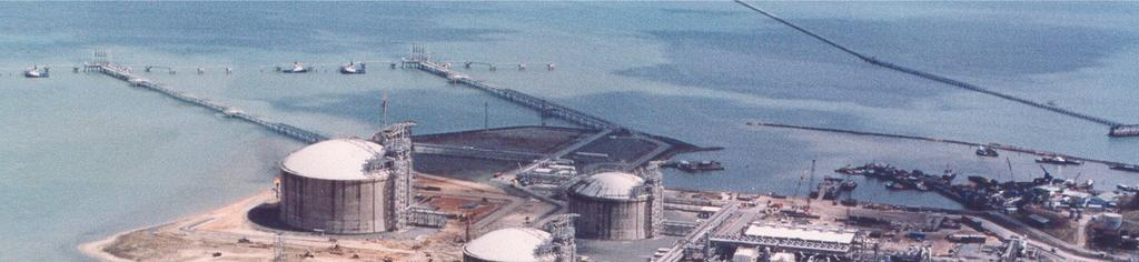 Jetty Atlantic LNG -