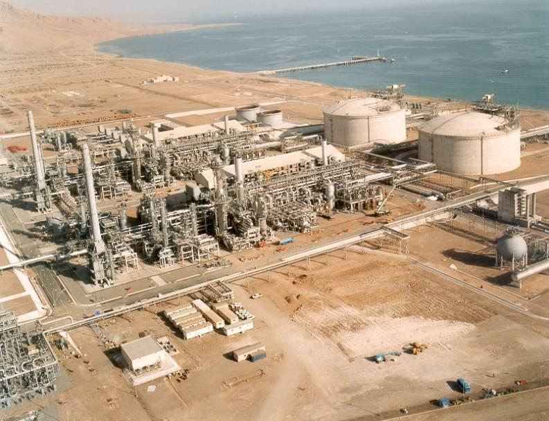 Oman LNG Source: www.