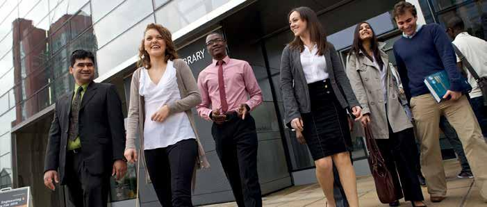 DISTANCE LEARNING COURSES IN MANAGEMENT 19 Transform your career with a distance learning qualification The School of Management recognises that career development is a major factor in the decision