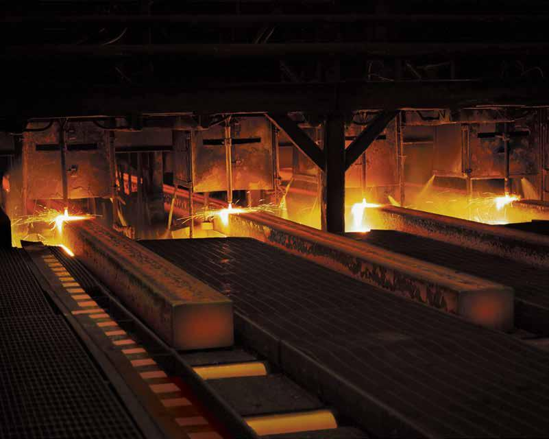As a leading steelmaker in North America with a unique focus on SBQ, we consistently meet our quality promise.
