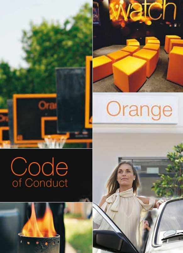 France Telecom Orange Group Sourcing & Supply