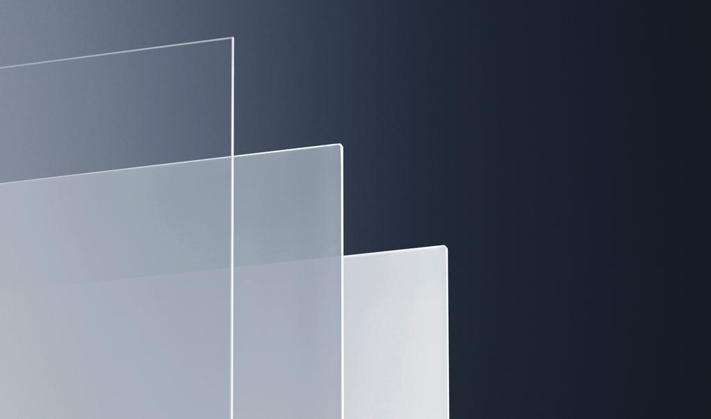 EMPOWERING SOLAR EFFICIENCY TCO COATING AN10 TCO COATED GLASS FOR THIN FILM APPLICATION (a-si) AN10 is a clear float glass, coated with Transparent Conductive Oxide (TCO).