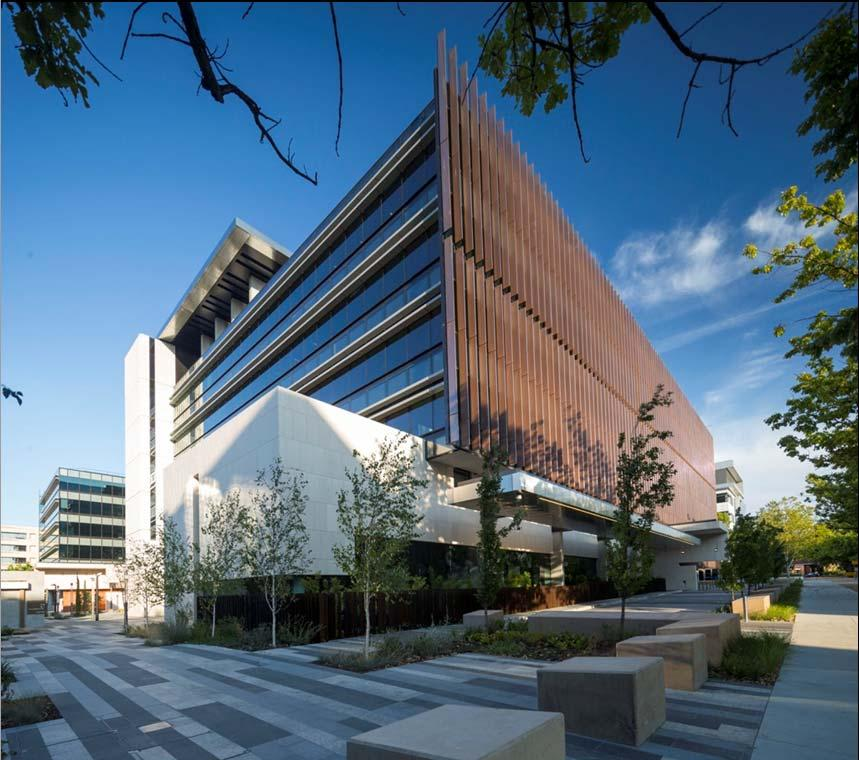 4 National Circuit Canberra Australia 35,000 m2 commercial office 5 star greenstar
