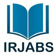 International Research Journal of Applied and Basic Sciences 2013 Available online at www.irjabs.