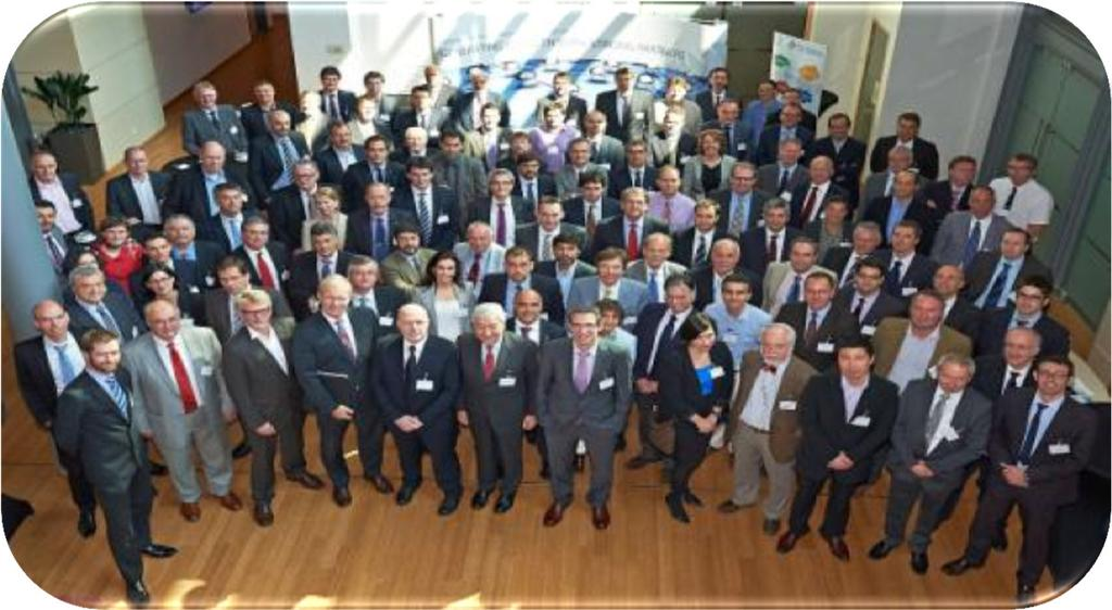 Factories of the Future - EFFRA Our Association European Factories of the Future Research Association (EFFRA) 130 members (19 joined at General