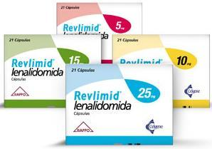 Revlimid (lenalidomide) Potential side-effects: Less constipation and neuropathy than thalidomide Neutropenia and thrombocytopenia Increased risk of blood clots Fatigue Muscle cramp Next lines of