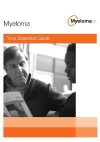 MUK resources signpost Myeloma Your Essential Guide Velcade