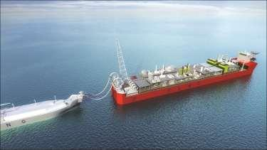 An innovative response to new challenges Our FLNG design