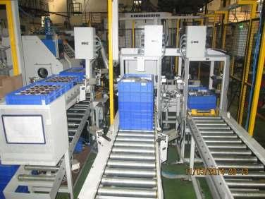 Industrial Lifts: Industrial lifts are used in production lines or other processing equipment. Ideally suited for temporary and permanent installations.