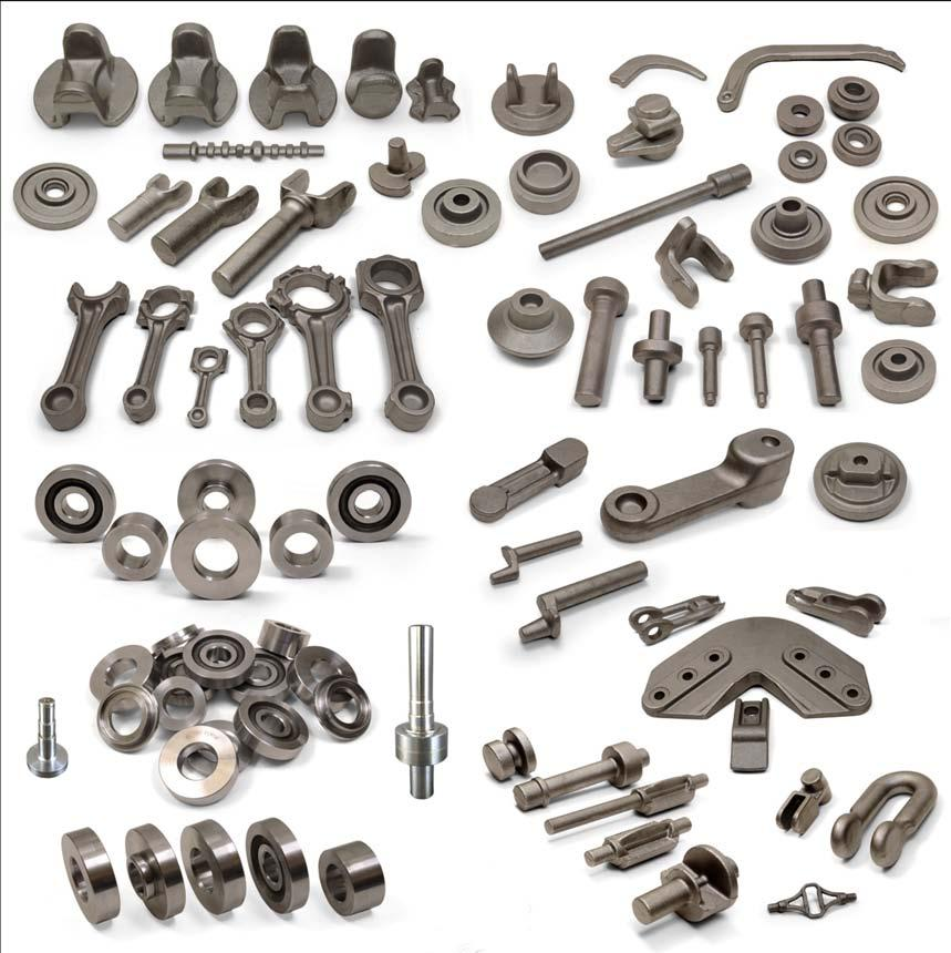 1 NIKOO FORGE PVT. LTD. Manufacturer of closed die forged components We supply the products into Automobile, Farm Equipment, Oil & Gas, Earthmover and Several Engineering Sectors.
