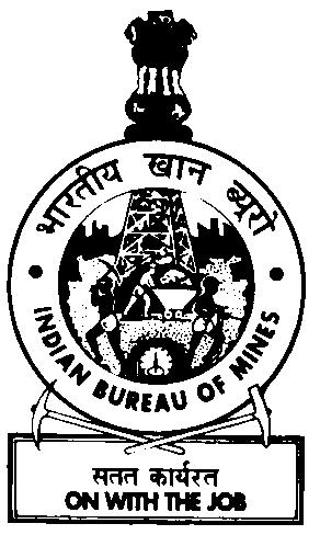 Government of India Ministry of Mines Indian Bureau of Mines Ore Dressing Division Manual of Procedure for Chemical and Instrumental Analysis of Ores, Minerals, Ore Dressing Products and