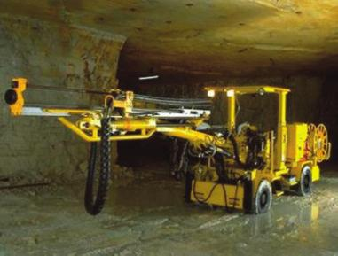 5 Design Example Figure 1 shows an example of underground mine design incorporating remote-controlled, semi-autonomous, and autonomous equipment. 6.6 Deliverables (Business Outcomes) 1.