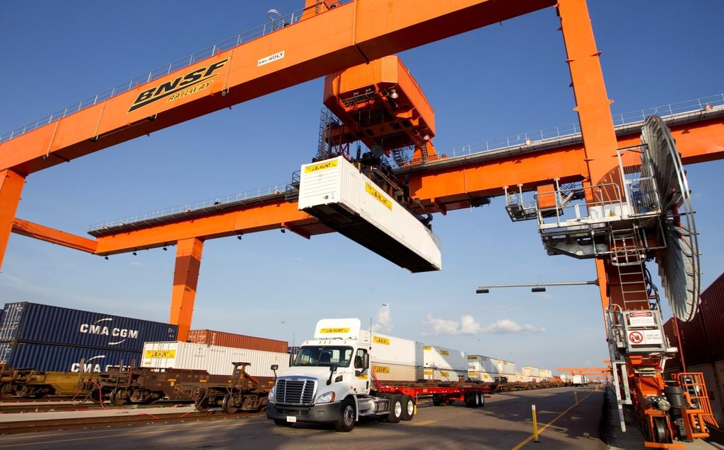 What Freight Moves Intermodal Today?