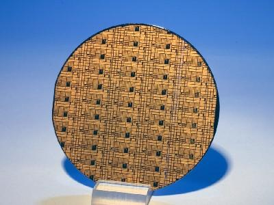 "4"" Wafer after"