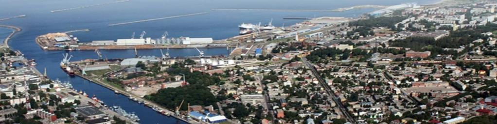 LIEPAJA SPECIAL ECONOMIC ZONE (SEZ) MAIN INFRASTRUCTURE FIGURES Total