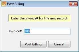 Manage Progress Billing Sage 100 Contractor Activity 5 Post Application Please return to your desktop and submit and post the progress bill application. 1. On the progress bill you ve been working on, click Submit.