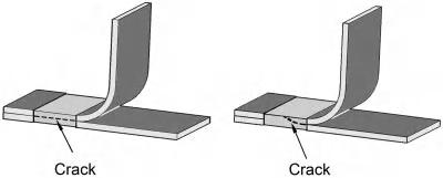 33.4 Peel and Reseal 245 Figure 33.2 Left: interlaminar crack; right: translaminar crack The peeling angle describes the angle that is created between the two film partners as the packaging is opened.