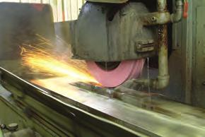 MACHINING, GRINDING & THERMAL SPRAY SOLUTIONS Full service manufacturing, thermal spray coatings and
