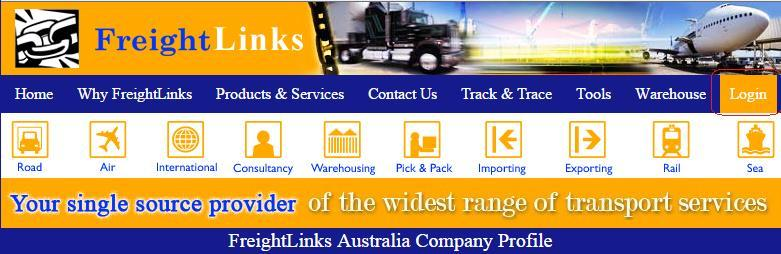 System Outline The FreightLinks Online Despatcher (Freight Manager) is a simple to use web application which allows a user or group of users to create consignments and print our consignment paperwork.