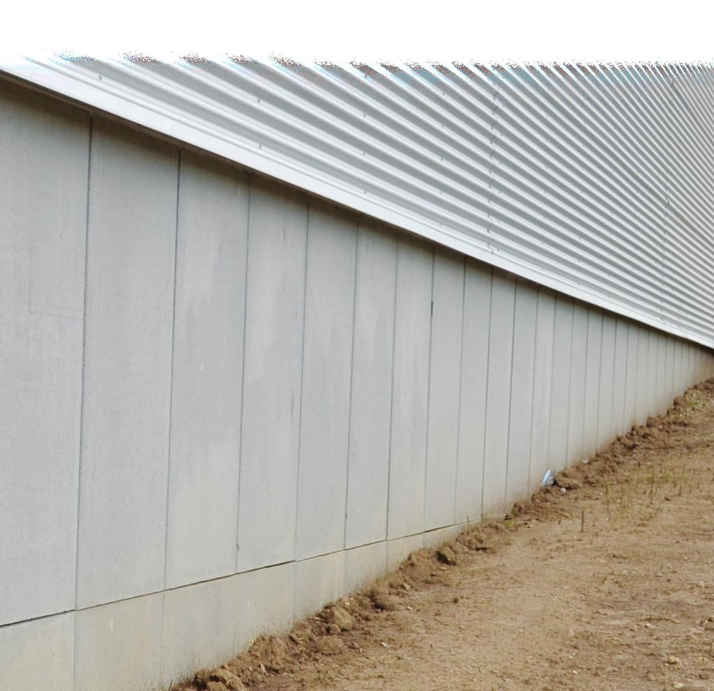 Protect Your Investment with WallGUARD Features Combines protection and excellent insulation in a single product Long-term, high insulation value Proven moisture resistance Tongue and groove panel