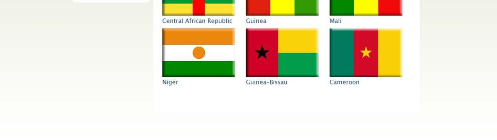 (Conakry), Guinea Bissau, Mali and Niger.
