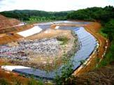 Lampoon Province (10 T/D) Sanitary Landfill being operated 96