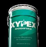 Precast Cast-in-place Shotcrete Xypex Coating Advantages Doesn t require a