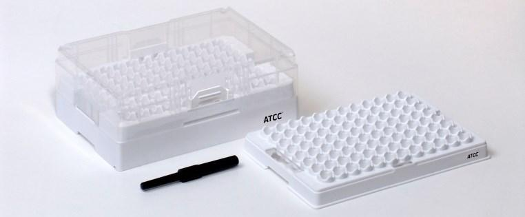 Mini conveniences ATCC Minis Authenticated Gold standard Ready-to-plate Single-use Storage Box Rack Cap Tool QC Pack ATCC Mini Accessories & Pack A lock tight storage solution for your ATCC Minis.