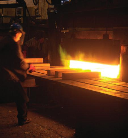 about us Established in 1885, Brockhouse is a name synonymous with the forging industry in the UK.
