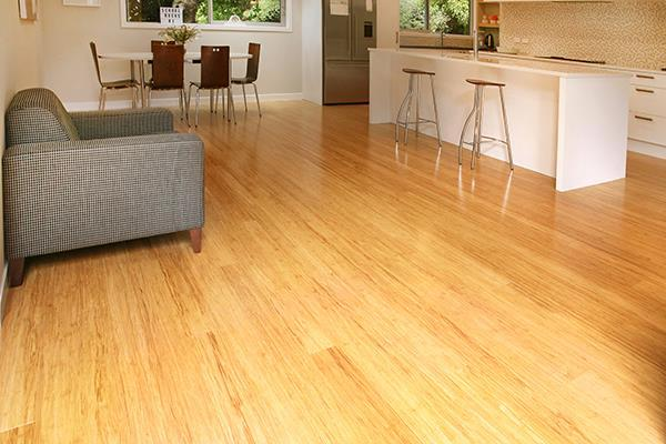 Beauty and Character Plantation bamboo flooring provides not only a hard-wearing and durable solution but also timeless beauty and character.