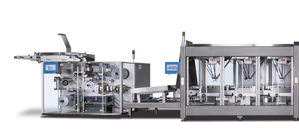 Delivering Solutions Integrated Strip Packaging Solutions Tableting and Packing from a Single Source Romaco unites the expertise of Kilian, Siebler and Promatic to provide integrated strip packaging