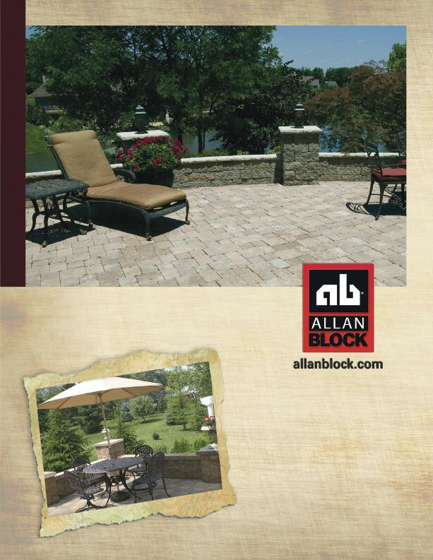 F u n O u t d o o r L i v i n g AB Courtyard Collection The AB Courtyard Collection is a durable, versatile and a cost-effective way to bring value into your landscaping.