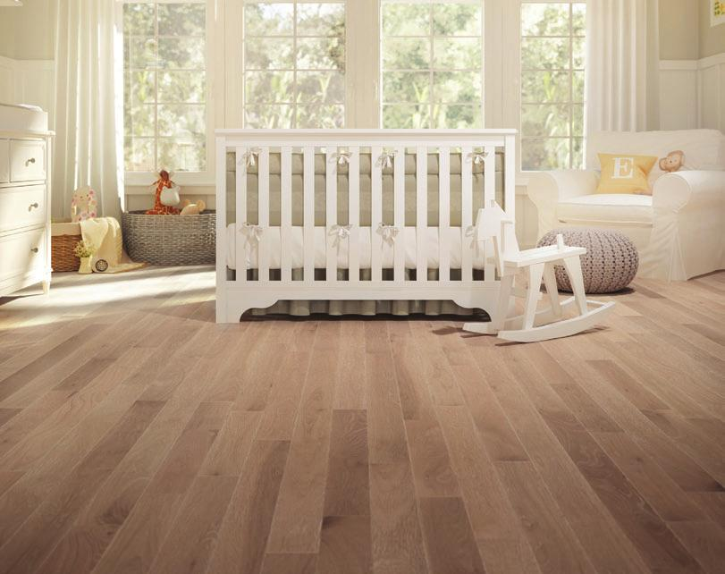 Eco-intelligent and safe Our wood floors are environmentally intelligent and healthy.