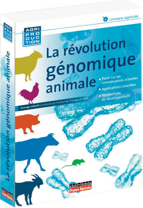 [French national agronomics research institute] overviews current state-of-the-art in genomics science and investigates the applications for livestock selection, 161