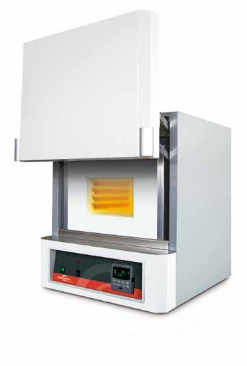 Chamber Furnaces for Dental Ceramic Compounds T max.