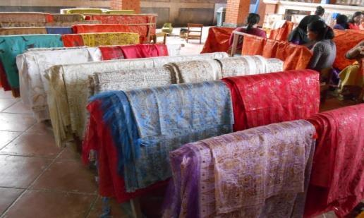 Batik and Tofu are 47.750 unit and 115.000 unit, in Indonesia Total number of batik and Tofu SMEs in Central Java are 25.