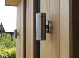 Contemporary and energy efficient buildings... in a garden setting Our Cedar Garden Room range offers elegant, eco-friendly and durable spaces to complement and enhance your home and garden.