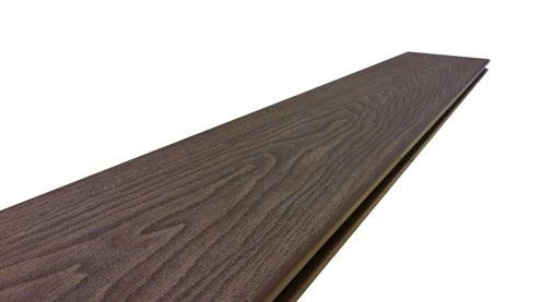 Woodgrain Composite Decking Natural looking woodgrain Composite Decking, for an authentic alternative timber decking without the