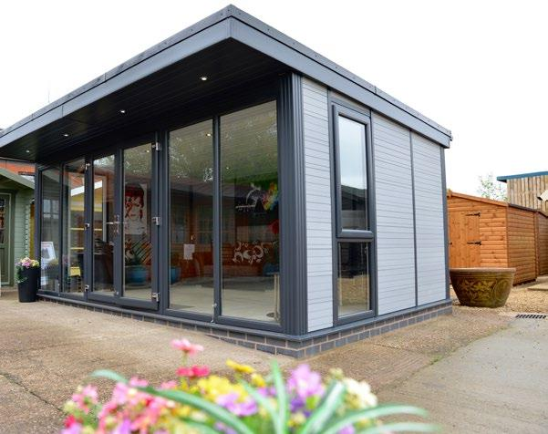Do I need planning permission for a Composite Wood Garden Room?