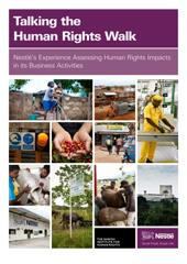 sustainability Human rights and compliance in focus Assessing and reporting on human rights impacts in our business activities In 2013, we became the first major multi-national company to report